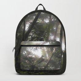 Tropical Jungle - Palm Trees Backpack