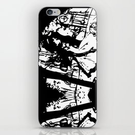 Butterfly Lungs iPhone Skin