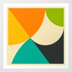PYTHAGOREAN TRIAD (10) Art Print