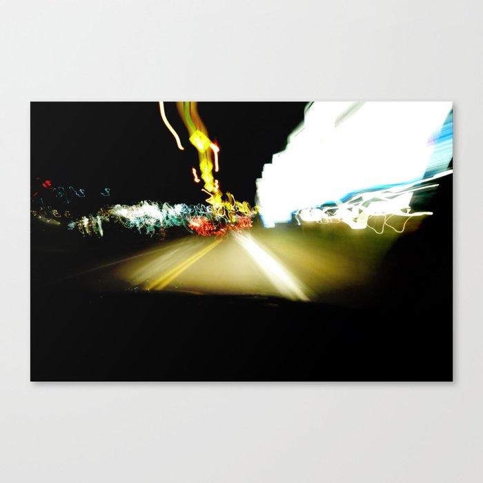 Drive by WIPjenni Canvas Print