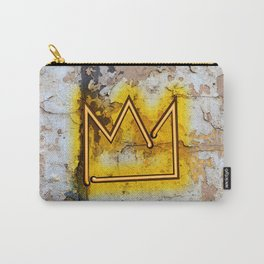 """Crown """"B"""" – NEON Carry-All Pouch"""