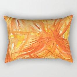 Palmeras Rectangular Pillow