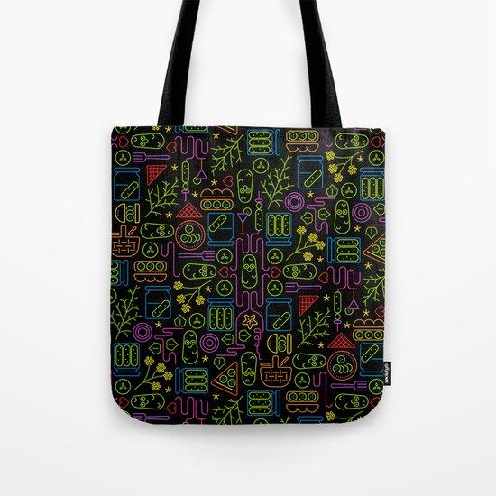 Pickles - Saturday Night Tote Bag