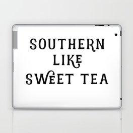 Southern like Sweet Tea Laptop & iPad Skin
