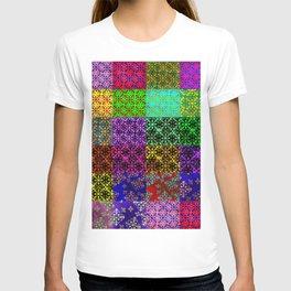 MOTIF COLLAGE T-shirt