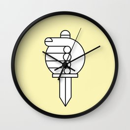 Cheap betrayal Wall Clock
