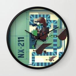Spirit of Saint Louie Wall Clock