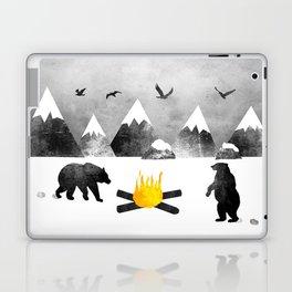 Out of hibernation Laptop & iPad Skin