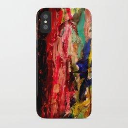 la porte iPhone Case