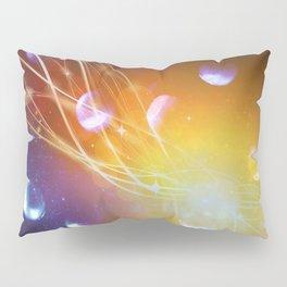 Bubble Stream Pillow Sham