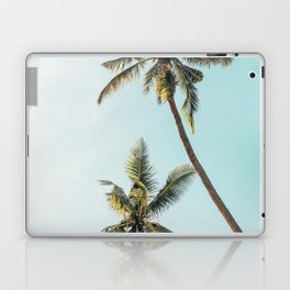Palm Tree Beach Summer Laptop & iPad Skin