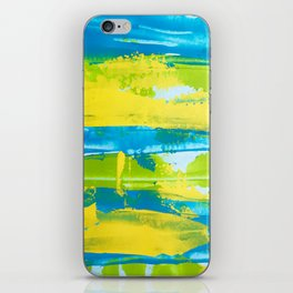 Paint (cool) iPhone Skin