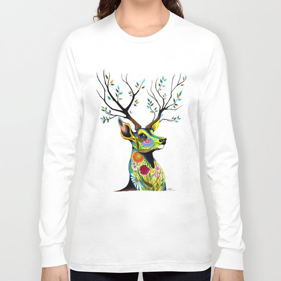 -King of Forest- Long Sleeve T-shirt