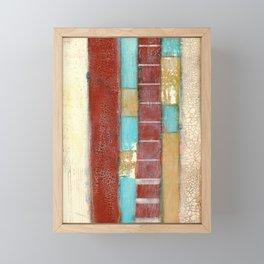 """On the Boardwalk"" Framed Mini Art Print"