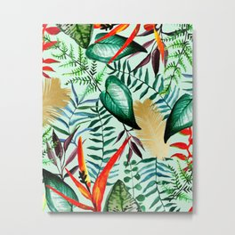 Paradise #society6 #decor #buyart Metal Print