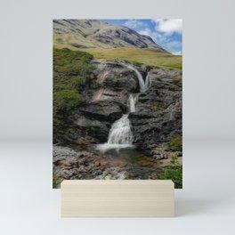 Scotland Falls Mini Art Print