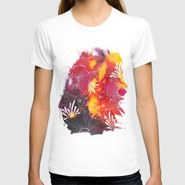 Burning Out T-shirt