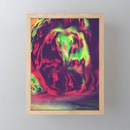 Rotten Tomato Framed Mini Art Print
