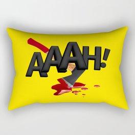 ONMTP - BIG AAAH! Rectangular Pillow