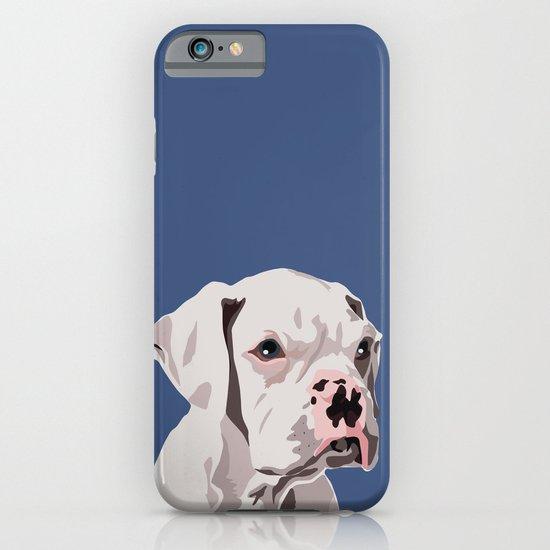 WhiteDog iPhone & iPod Case