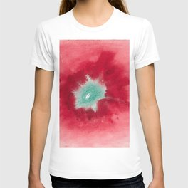 "Hilma af Klint ""On the Viewing of Flowers and Trees - Untitled"" (1920) T-shirt"