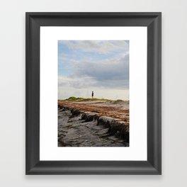 Southern Peak Framed Art Print
