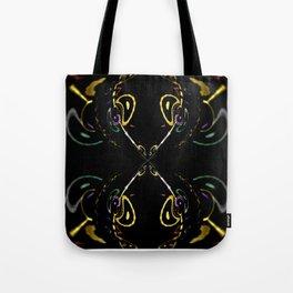 Manifold Mandala Grotesque #2 Tote Bag