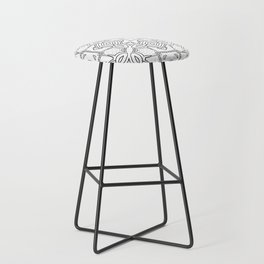 outback lines Bar Stool