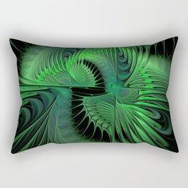just flames -1- Rectangular Pillow