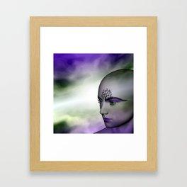 in the shop window -101- Framed Art Print