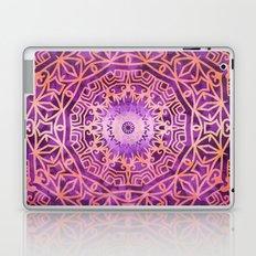 Mandala Pink Night Laptop & iPad Skin