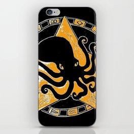 Cephalopod God iPhone Skin