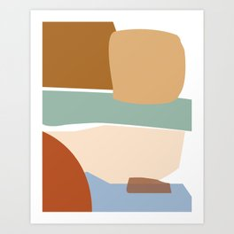 // Reminiscence 01 Art Print