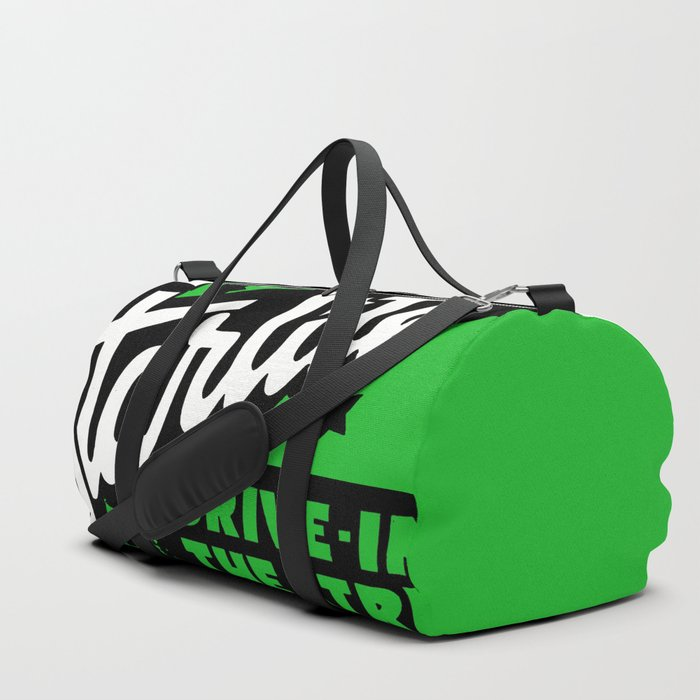 Starlite Drive In Green Duffle Bag