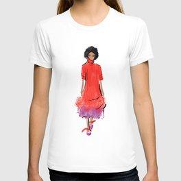 Quick Sketch: Prabal Gurung 03 T-shirt