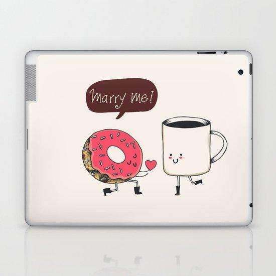Marry Me Laptop & iPad Skin