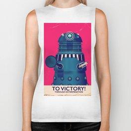 To Victory! Biker Tank