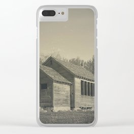 Hayland School Clear iPhone Case