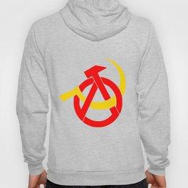 Anarcho-Communist Symbol Soviet USSRColors Hoody