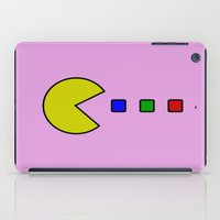 pacman iPad Cases featuring Pacman by ArtSchool