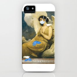 Sisters of Mercy iPhone Case