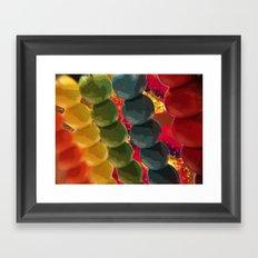 Abacus of Brightness. Lvl. 12. Framed Art Print