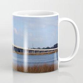 Oak Island Bridge Coffee Mug