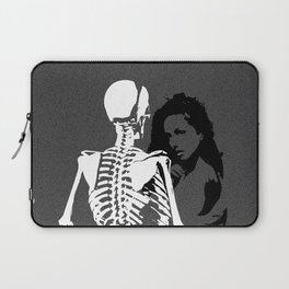 Love You to Death Laptop Sleeve