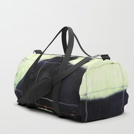Fencing Cow Duffle Bag