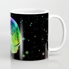 Space Frog Coffee Mug