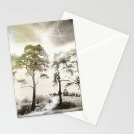 Peace before the Storm Stationery Cards