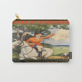 Vintage poster - Gulf Coast Carry-All Pouch