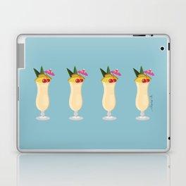 Tropical Piña Colada Laptop & iPad Skin