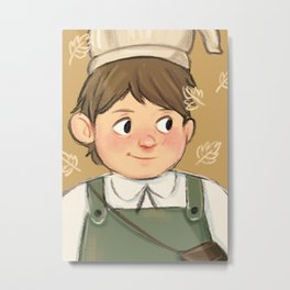 Greg | Over the Garden Wall Metal Print